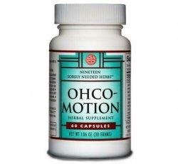 Ohco-Motion (60 Capsules)