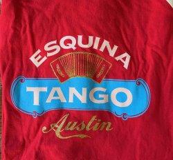 Salsa Aerobics Die Hards Red T-Shirt White Sleeves