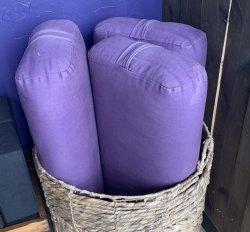 Used Hugger Mugger Bolsters (Purple)
