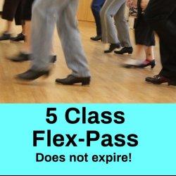 5 Class Flex-Pass