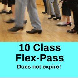 10 Class Flex-Pass