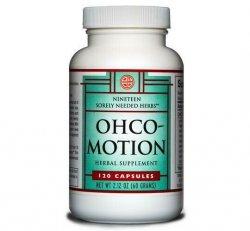 Ohco-Motion (120 Capsules)