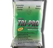 Willies TRI-PRO Protein - Matcha Green Tea 1lb