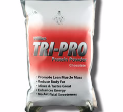 Willies TRI-PRO Protein - Chocolate 1lb