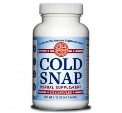 Cold Snap (120 Capsules)