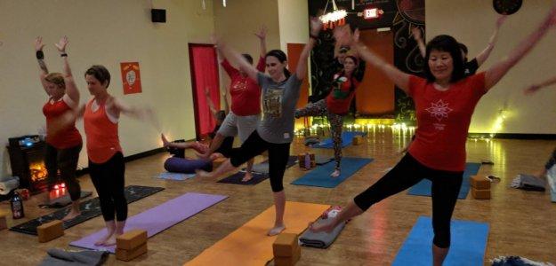 Yoga Studio in Mt Pleasant, MI