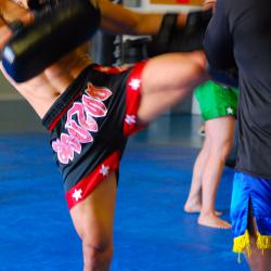 10 Muay Thai Training Sessions with Kru Yai Brian