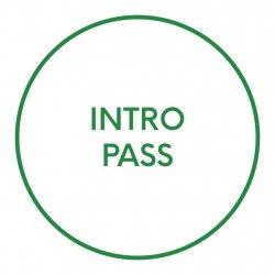 New Student Intro Pass