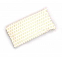 Flax Seed Eye Pillow - Double Stripes