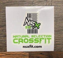 NSXFit Stickers