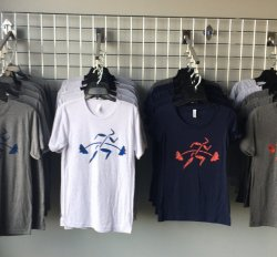 MPF Flannel Logo T-shirt