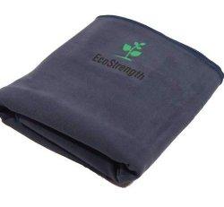 Eco strength microfiber mat towel