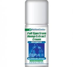 Full Spectrum Hemp Extract Cream 1 fl oz