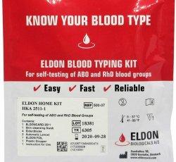 Blood Type Home Test Kit