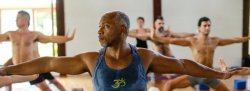 MEN ONLY- JAN 12th - BEGINNER YOGA SERIES-  Tuesdays 7 pm
