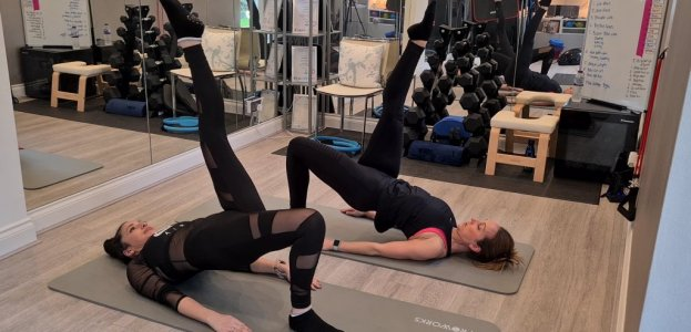Pilates Studio in Rayleigh,