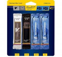 Vandoren Clarinet Mix Card 3.5+