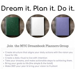 Dreambook Planner