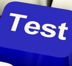 Testing - Blue Shorts Test