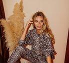 Onzie Boyfriend sweatshirt - Leopard