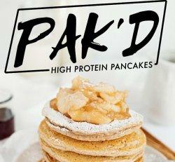 PAK'D Protein Pancake Mix