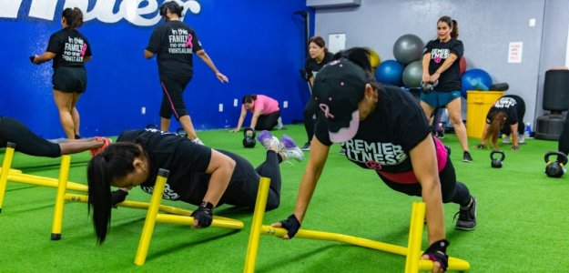 Fitness Studio in Downey, CA