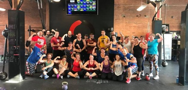 Fitness Studio in Rumford, RI