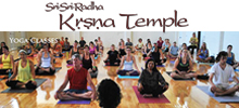 Yoga at The Salt Lake City Krishna Center