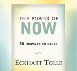 Power of Now inspirations cards