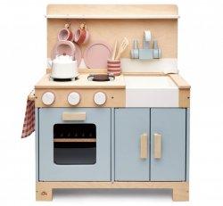 Home Kitchen Blue
