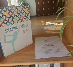 Speaking Shapes, By Tracey Maxwell Davis