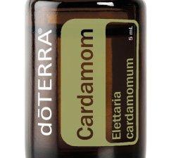 Cardamom 5ml single oil doterra