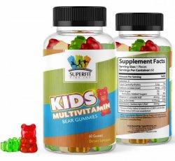 SUPERFIT KIDS MULTIVITAMINS FOR KIDS AND TEENS