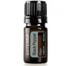Black Pepper 5ml single oil doterra