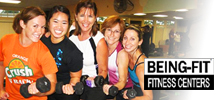 Being-Fit Fitness Centers