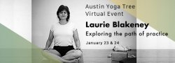 Laurie Blakeney returns to Austin