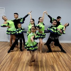 AIM Youth Dance Co. (ages 6-13)
