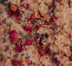 Himalayan Bath Salts Bag - Love Your Soul