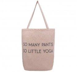 So Many Pants, So Little Yoga bag