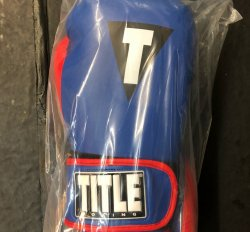 Title Adult Boxing Gloves - 16oz.