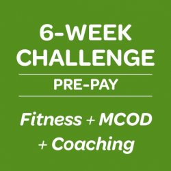 6 Week Challenge (Fitness + MyCurves On Demand + Coaching)