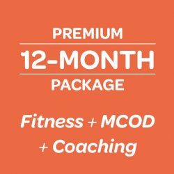 12-Month EFT (Fitness + MyCurves On Demand + Coaching)