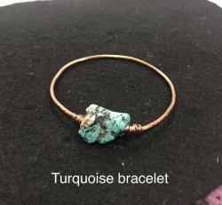 Copper Jewelry (Bracelets)