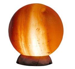 Himalayan Salt Sphere 7-9 tall