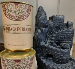 Backflow Incense Cones Dragon Blood