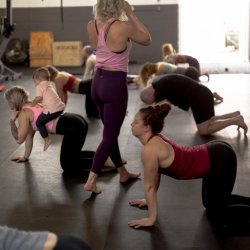 30-45 Minute Corporate Fitness Class