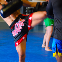 20 Muay Thai Training Sessions with Kru Yai Brian