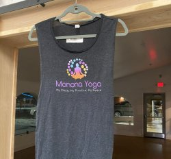 Monona Yoga Tank BLOW OUT SALE!