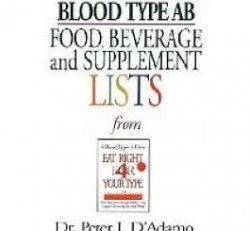 Blood Type AB Booklet