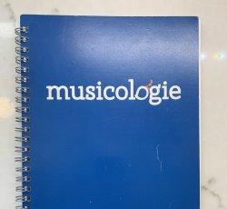Musicologie Notebook